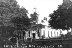 The Presbyteiran Church - Middle School side