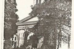 The Presbyterian Church (Destroyed by Fire)