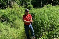 Ken Zarouni master of trails 2020