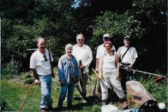 Volunteers-Stewardship